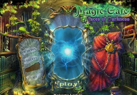 دانلود بازی زیبای Magic Gate: Faces of Darkness Final